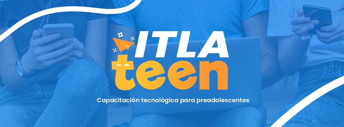 Ir a itla-teen