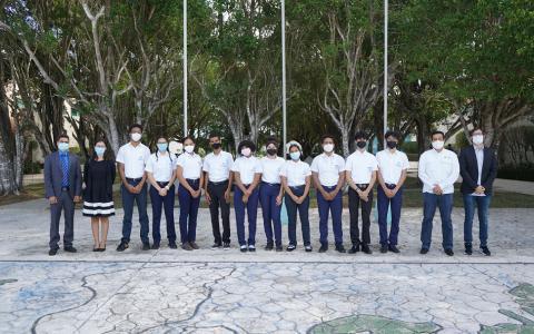 ITLA otorga becas 100% a estudiantes ganadores de premio Rover Challenge de la NASA