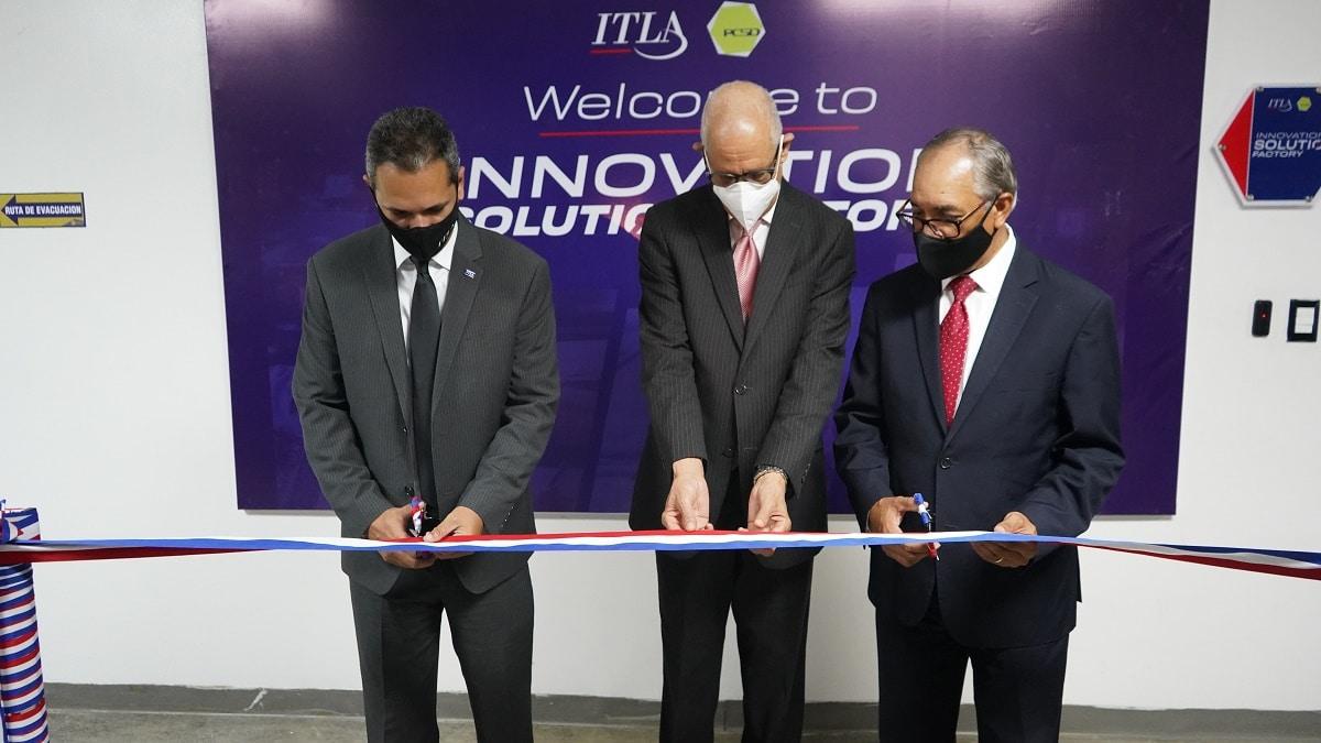 ITLA y Parque Cibernético inauguran centro ofrecerá soluciones tecnológicas al mercado
