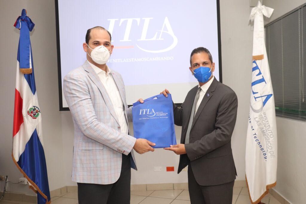 ITLA y Promese Cal buscan llevar tecnología e innovación al sector farmacéutico