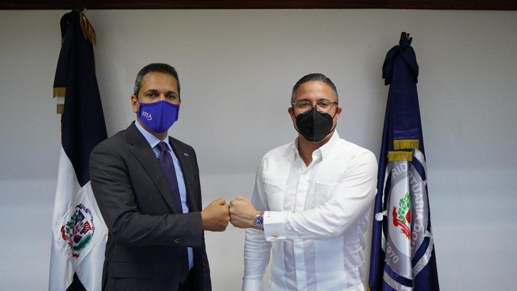 ITLA y Autoridad Portuaria Dominicana acuerdan modernizar y digitalizar los puertos