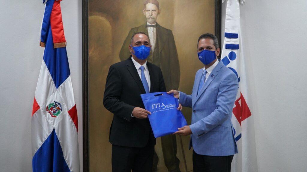 Rector del ITLA y Presidente de Indotel se reúnen para retomar programas de apoyo