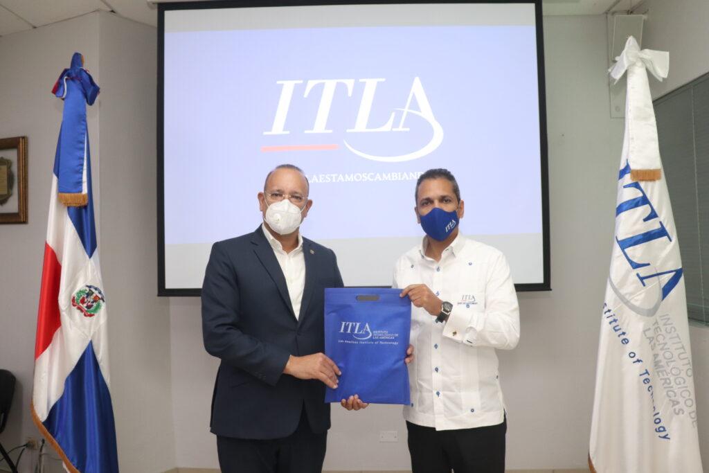 ITLA y PROINDUSTRIA trabajarán para propiciar capacitación, innovación y desarrollo para las industrias