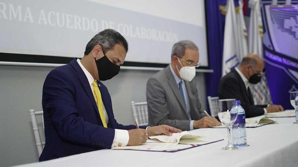 MESCyT, ITLA y CTC, firman acuerdo que beneficiará a jóvenes de todos el país